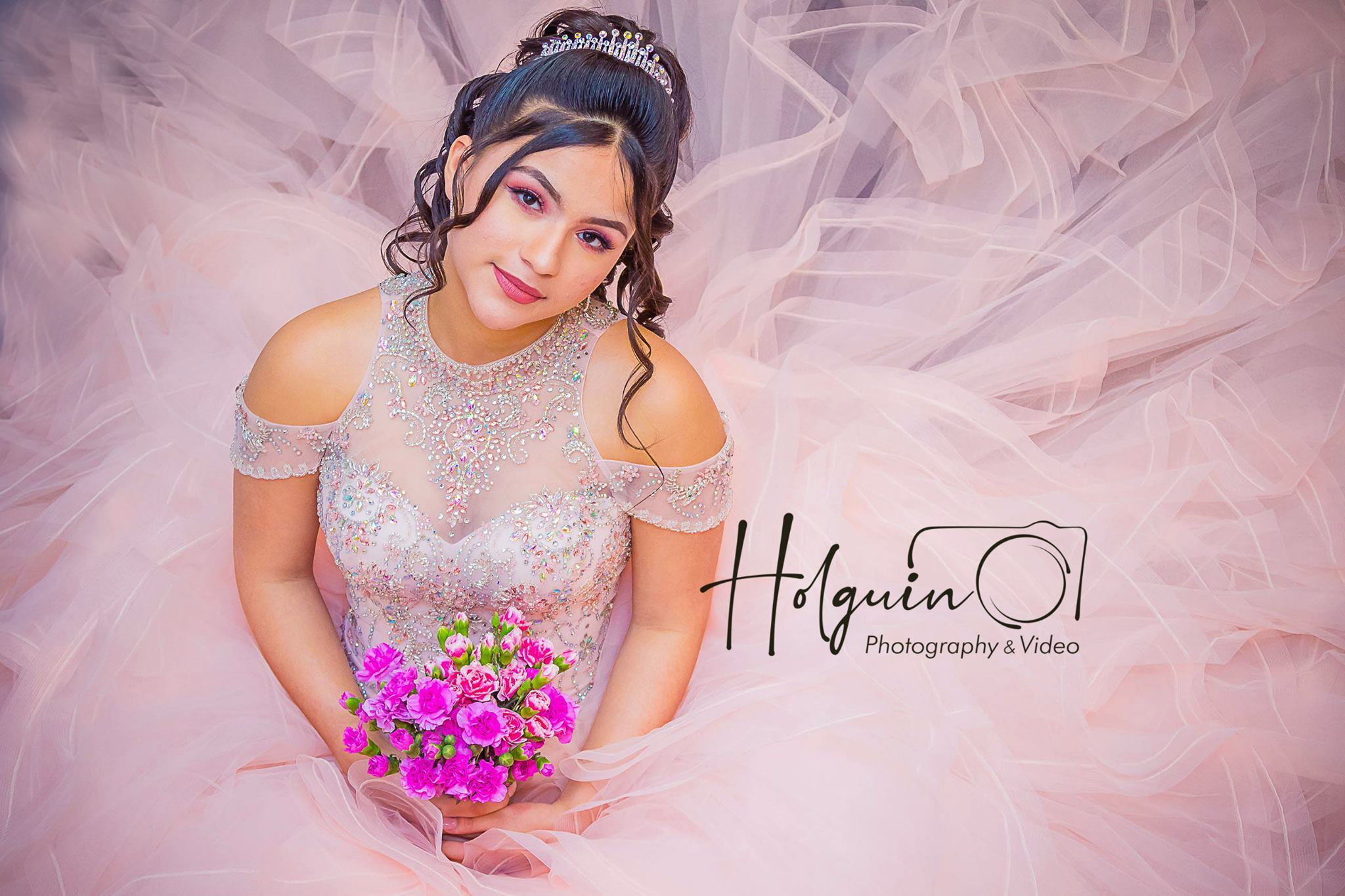 Quinceanera photo and video packages near me NYC