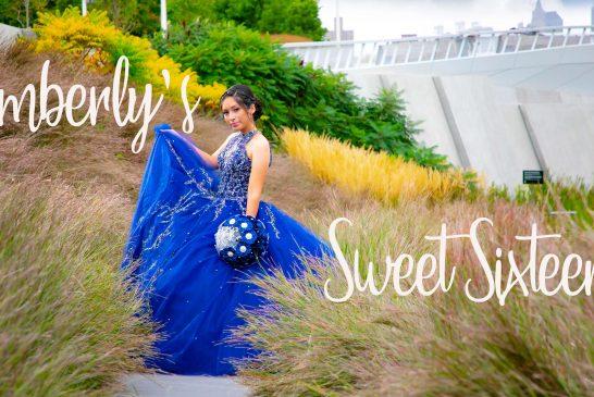 Kimberly My Sweet 16