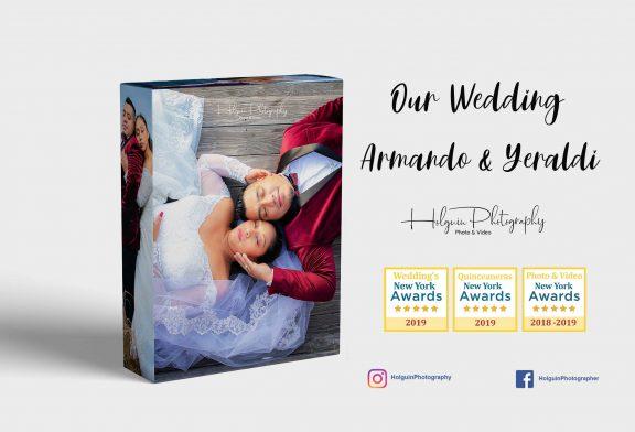 Yeraldi & Armando Wedding Day |HIGHLIGHTS | NEW YORK | Wedding Photo and video | Holguin Photography